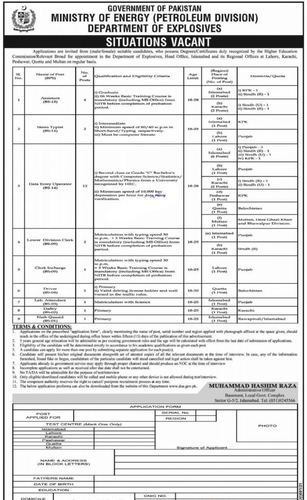 Ministry-of-Energy-jobs-Government-of-Pakistan-Jobs-2021